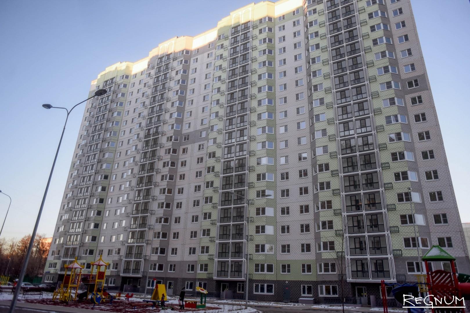 Дом на ул. Дмитрия Ульянова, 27, к.1