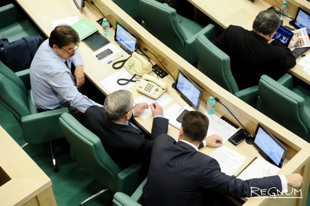 На примере Марий Эл в Совфеде обсудили сбалансированность бюджетов регионов