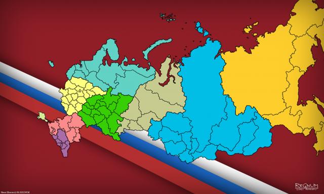 Рейтинг влияния глав субъектов РФ в ноябре 2018 года