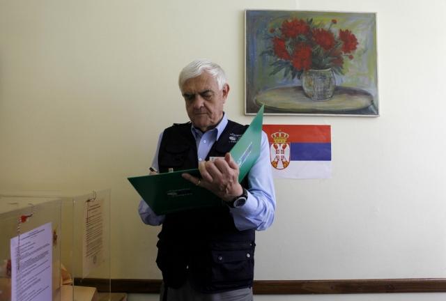 День выборов в Сербской Республике