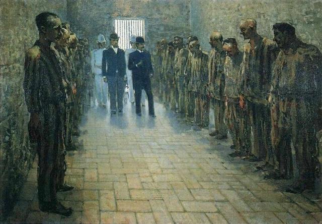 За 11 лет число заключенных во Франции увеличилось почти на 24% — Le Figaro