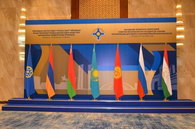Саммит ОДКБ был перенесён по просьбе Армении: Ушаков