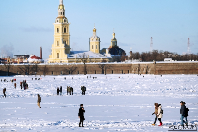 В Петербурге удвоят штрафы за незаконный выход на лёд