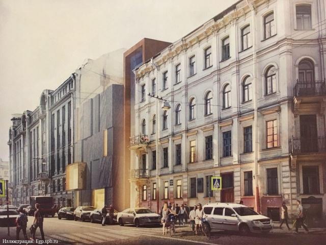Сквер у музея Достоевского в Петербурге приговорили к сносу ради стройки