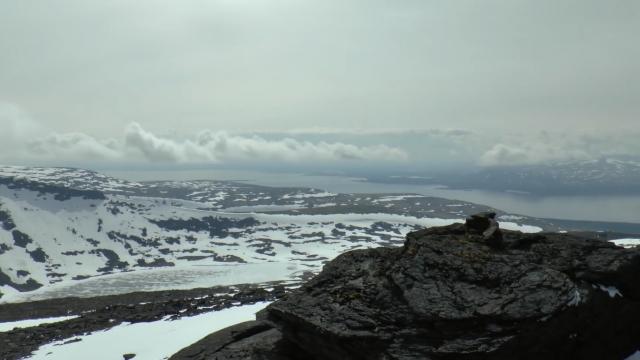 Лапландия. Прогулки по ручьям и радости летних буранов