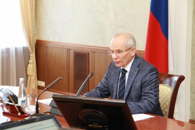 Экс-премьер Башкирии Марданов приступил к своим новым обязанностям