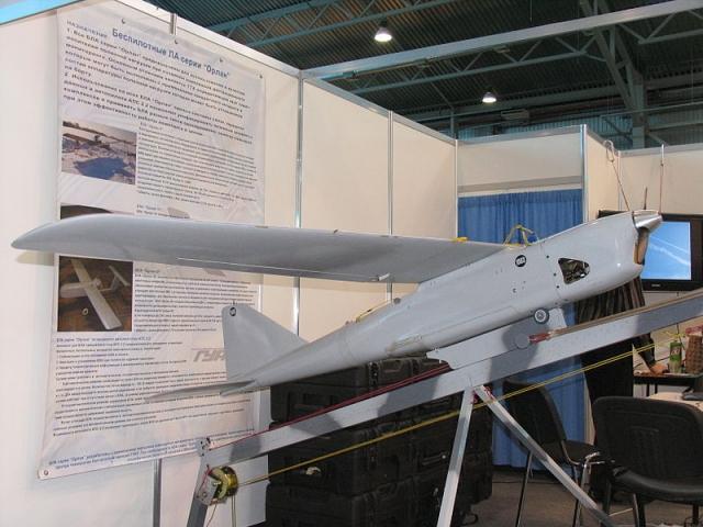 Подразделения ЦВО получили комплексы «Орлан-10» и «Элерон-3»