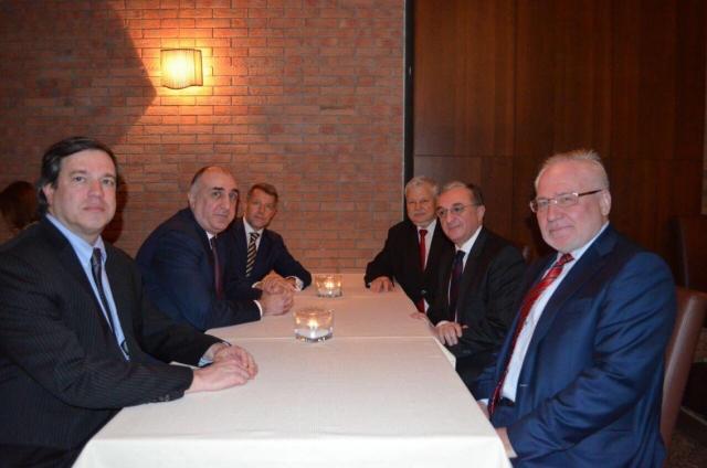 Главы МИД Армении и Азербайджана провели «важную и полезную» встречу