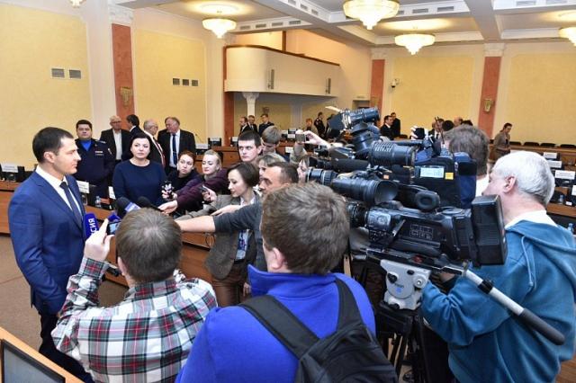 Мэр Ярославля отправился на съезд «Единой России»