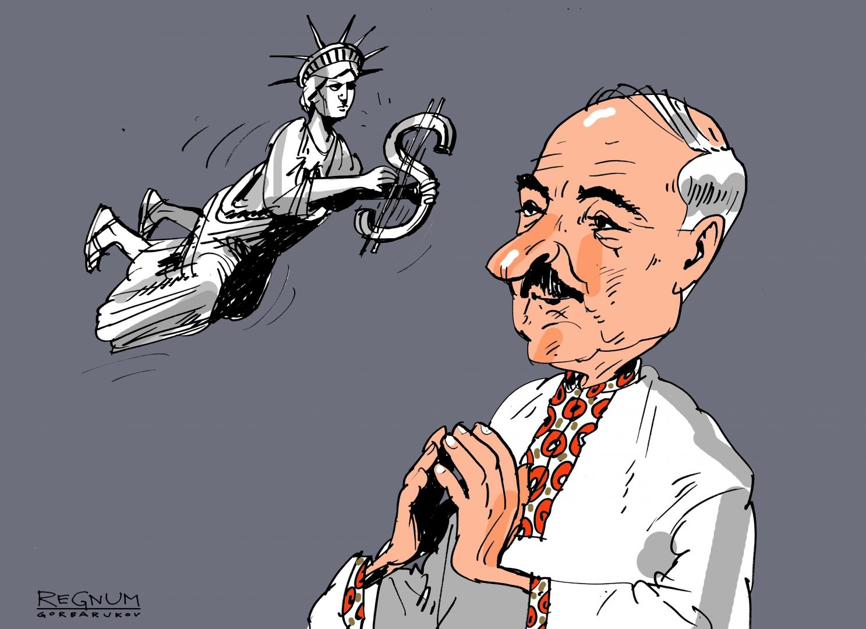 Лукашенко и его долларовая «муза»