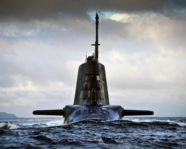 Британия выделит ещё £400 млн на модернизацию атомного подводного флота
