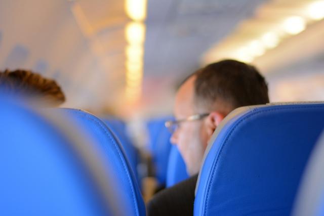 Полиция сняла с авиарейса «Новосибирск — Москва» троих дебоширов