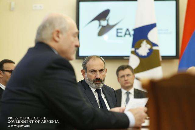 Пашинян сомневается в союзнических отношениях с некоторыми странами ОДКБ