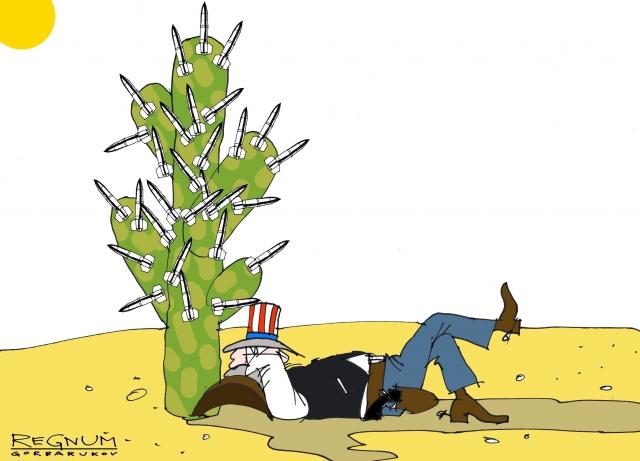 Посол США: Вашингтон не считает Москву надежным партнёром по ДРСМД