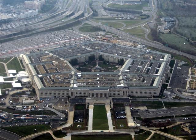 Пентагон не планирует воевать с РФ из-за провокации ВМС Украины