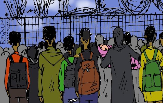 Почти 870 сирийских беженцев вернулись на родину за сутки