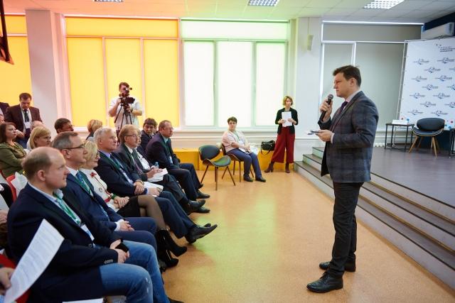 В Калужской области лидеры наукоградов России обсудили своё будущее