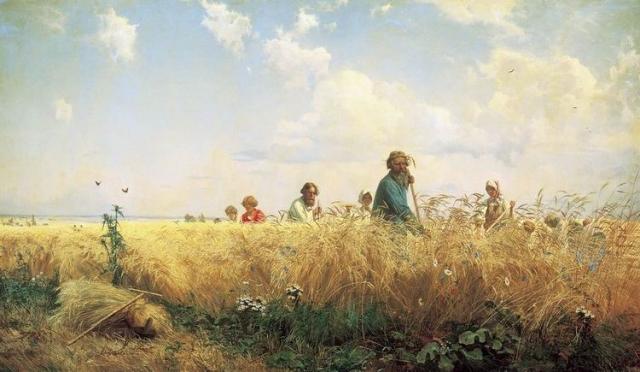 Россия увеличила экспорт пшеницы на 50% — ФТС