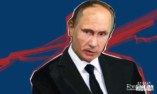 Путина проинформировали о ситуации вокруг фонда Сокурова
