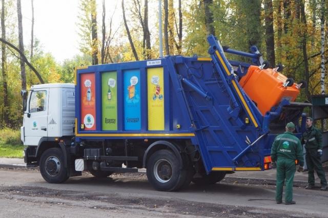 Законность начисления платы за вывоз мусора в Ярославле проверит Минстрой