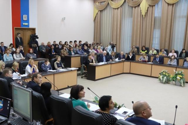 Бюджет Калуги-2019 рассмотрели на публичных слушаниях