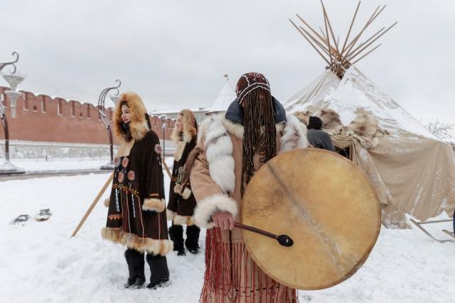 «Новогодняя столица России». Из Югры — в Тулу