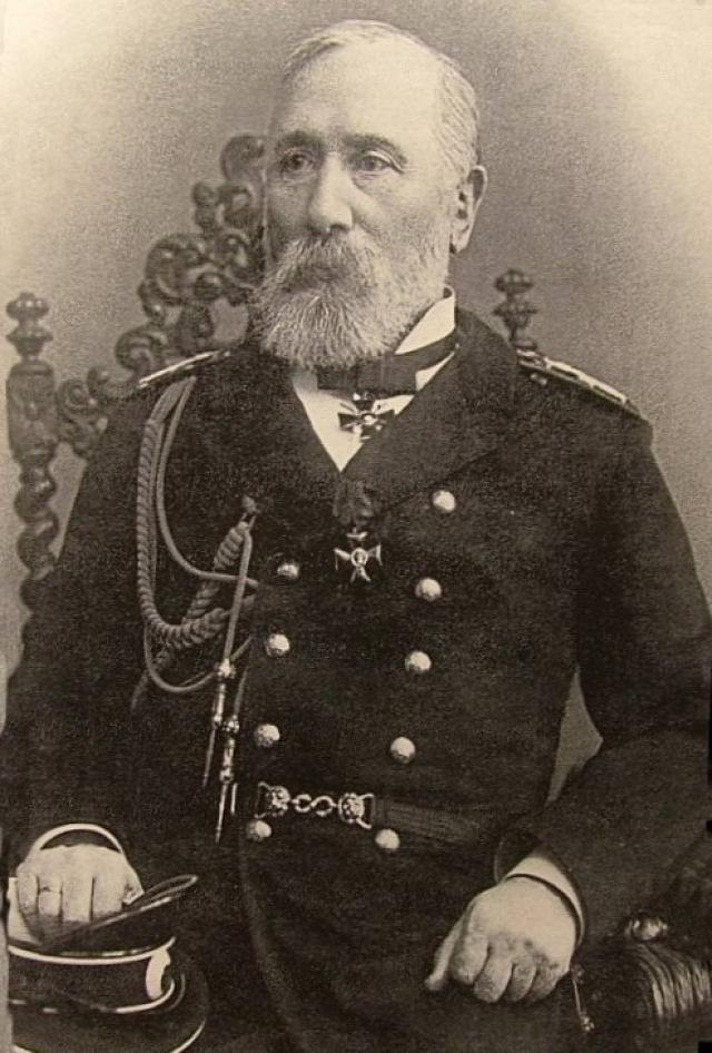 Николай Матвеевич Чихачёв