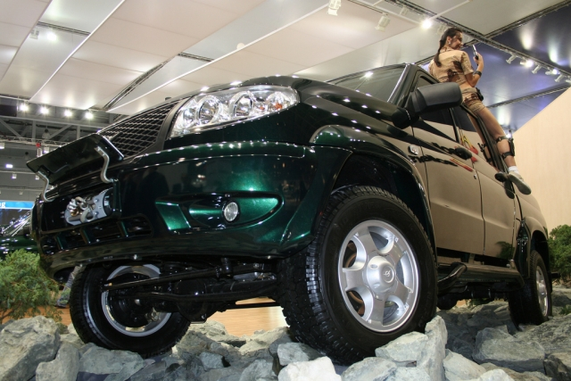 УАЗ подтвердил выпуск модели Patriot с автоматической коробкой передач