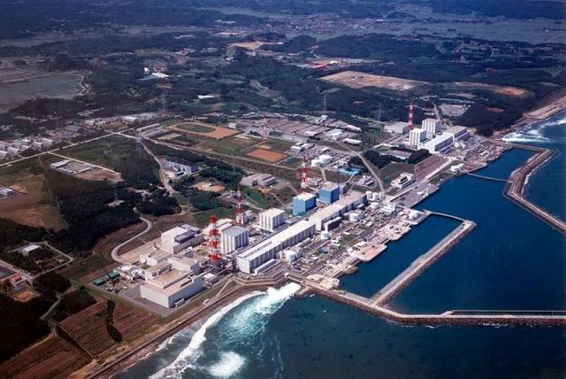 В японской префектуре Фукусима произошло землетрясение