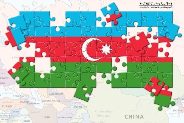 Иранская воронка может затянуть Азербайджан