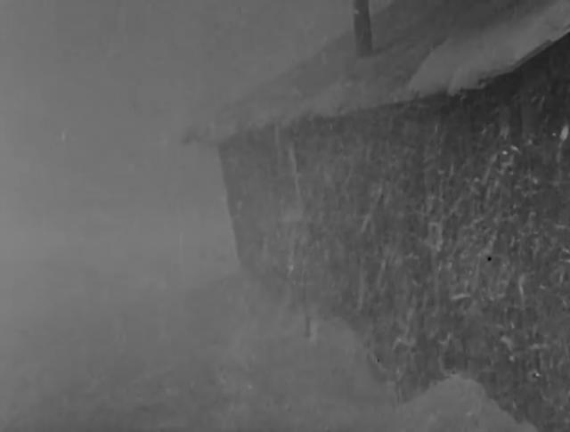 Мощный циклон будет бушевать в Магаданской области до конца выходных