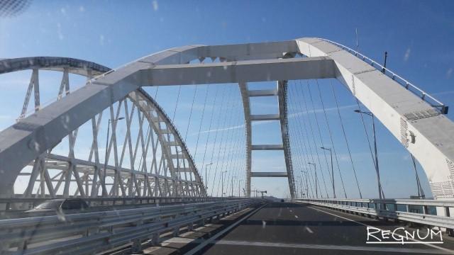 ФСБ: Целью провокации Киева был Крымский мост