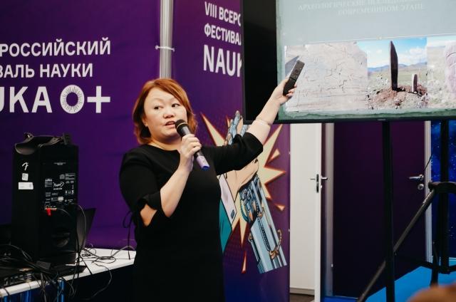В Красноярске прошёл завершающий этап всероссийского фестиваля науки