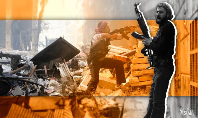 В засаду сирийских военных попала колонна джихадистов