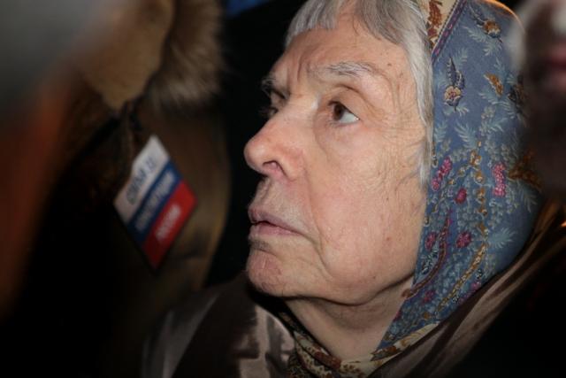 Ушла из жизни правозащитница Людмила Алексеева
