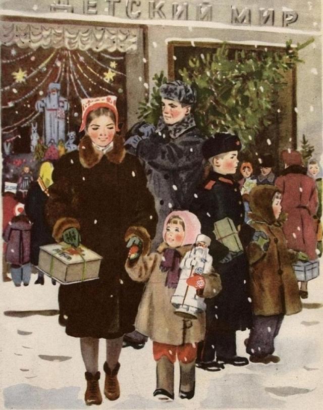 Названы самые нарядные города России на Новый год