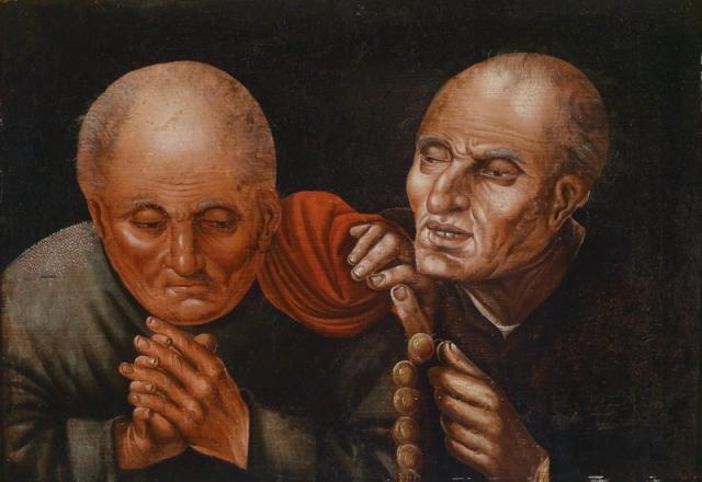 Ян Массейс. Два лицемера
