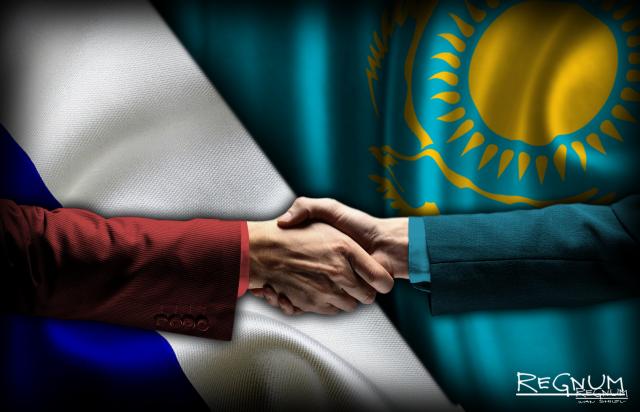 Российско-казахстанские отношения на современном этапе. Часть 1