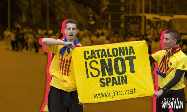 В Каталонии продолжаются протестные акции сепаратистов