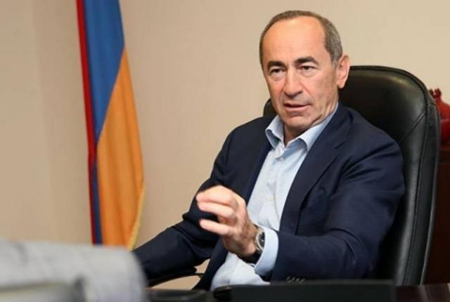Арестованный экс-президент Армении не принял участие в выборах