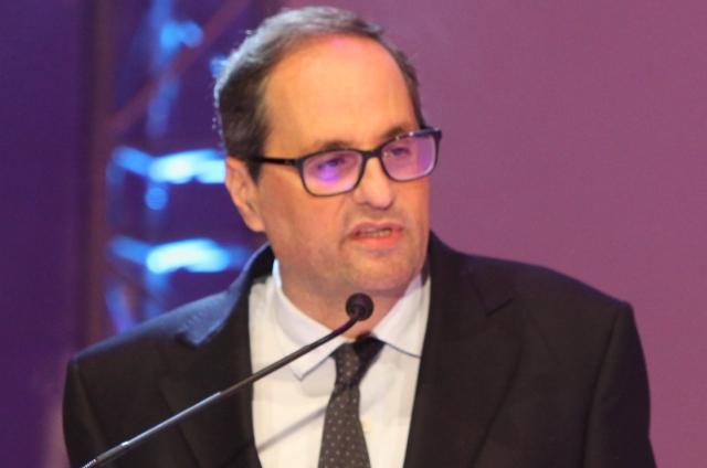 Глава Каталонии начал «голодную забастовку»
