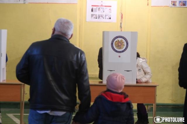 Пашинян не считает явку низкой: последние 15 лет явка была завышенной