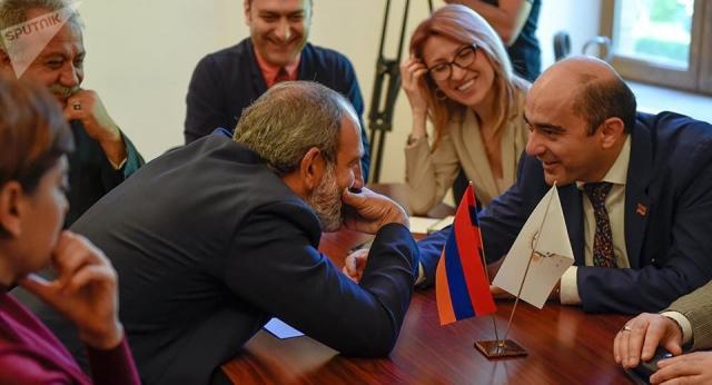 Бывший соратник Пашиняна будет в парламенте единственной оппозицией