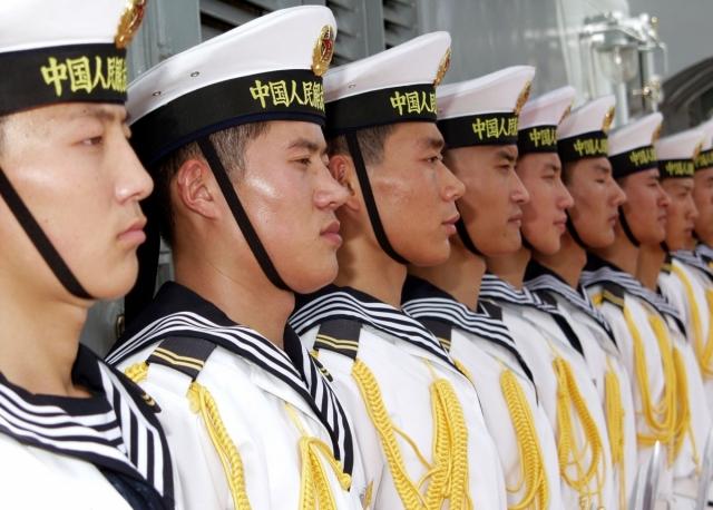 Китайское научное судно «Океан №1» отправилось в 230-дневную экспедицию