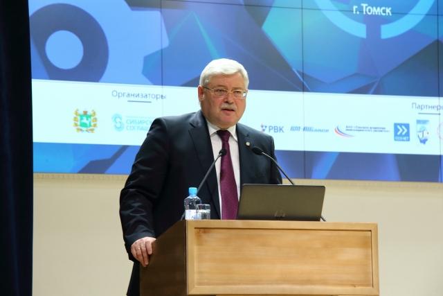 Томский губернатор возглавил наблюдательные советы ТПУ и ТГУ