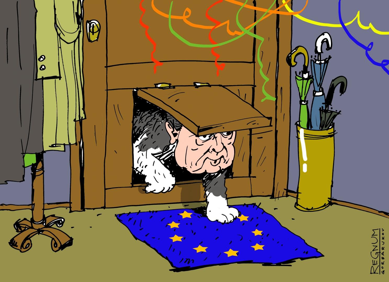 Порошенко в ЕС