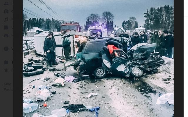 Три человека погибли в схожих ДТП на трассах Ленобласти