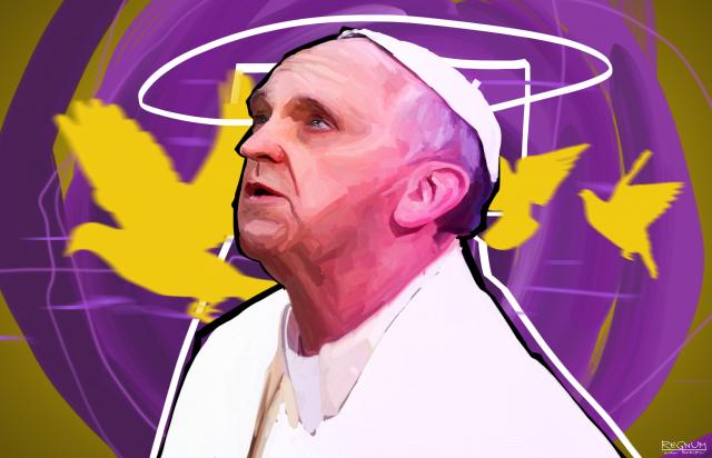 Визит папы в Болгарию и Македонию пройдет под девизом «За мир на Земле»