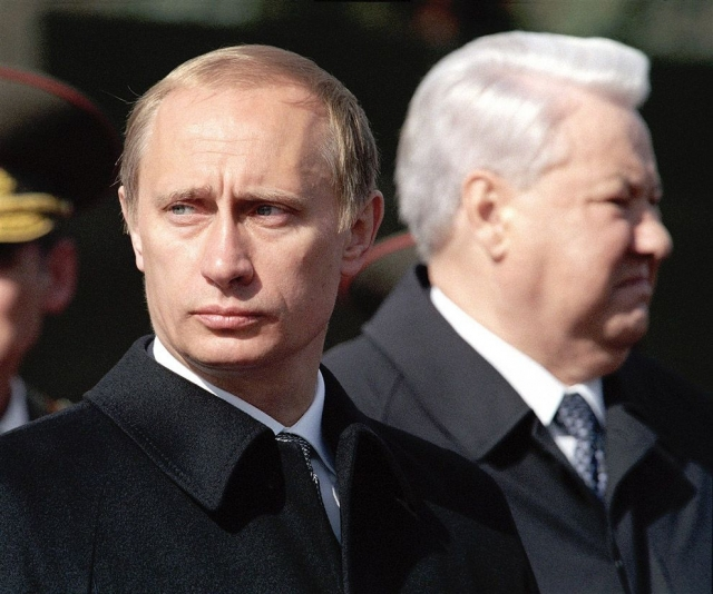 На форуме «ПроеКТОриЯ» Путин вспомнил свой разговор с Ельциным о преемнике