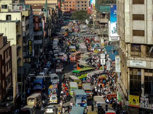Найроби. Кения